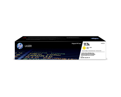 HP HP 117A GIALLO  Default image
