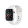 APPLE Watch Series 5, 44mm White Sport Band - S/M & M/L  Default thumbnail