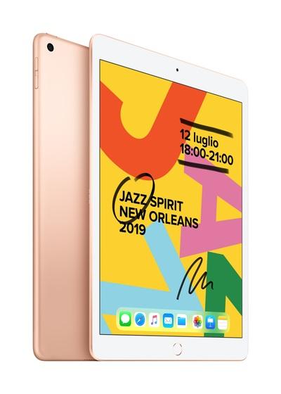 APPLE 10.2-inch iPad Wi-Fi 128GB - Gold  Default image