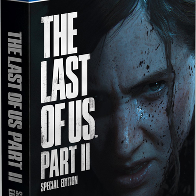 SONY ENTERTAINMENT THE LAST OF US PARTE II SPECIAL EDITION  Default image