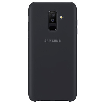 SAMSUNG DUAL LAYER COVER A6+ BLACK  Default image