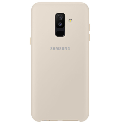 SAMSUNG DUAL LAYER COVER A6+ GOLD  Default image