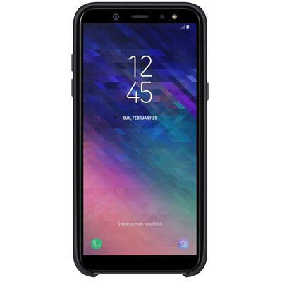 SAMSUNG DUAL LAYER COVER A6 BLACK  Default image