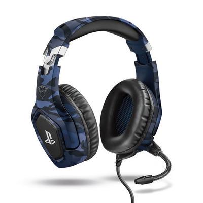TRUST GXT 488 FORZE-B PS4 HEADSET BLUE  Default image
