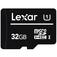 LEXAR 32GB MICROSDHC CL 10 NO ADAPTER  Default thumbnail