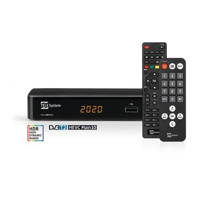 TELESYSTEM TS FACILE/01 HD HDR HLG 10 BIT  Default image