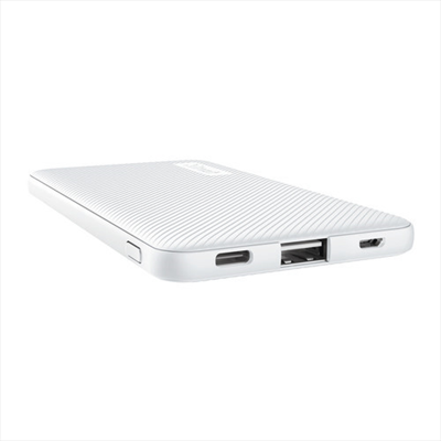 TRUST PRIMO POWERBANK 5.000 WHITE  Default image