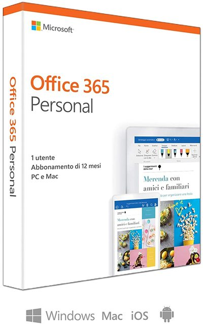 MICROSOFT Microsoft 365 Personal POSA  Default image