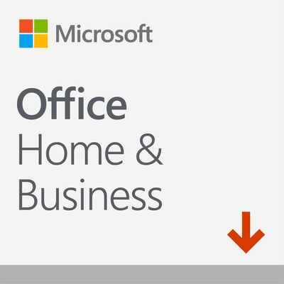 MICROSOFT OFFICE HOME AND BUSINESS 2019 ITALIAN EUROZONE MED  Default image