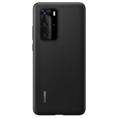 HUAWEI P40 PU CASE BLACK  Default image