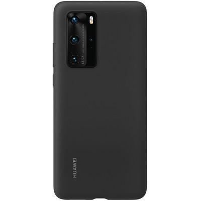 HUAWEI P40 SILICONE CASE BLACK  Default image