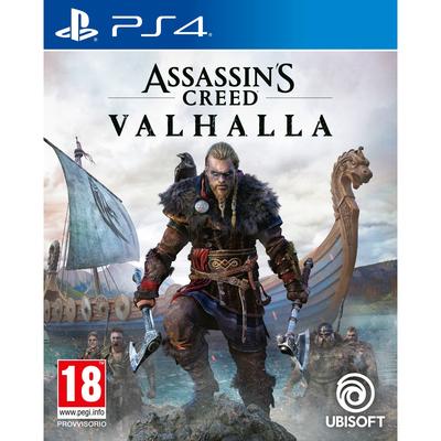 UBI SOFT ASSASSINS CREED VALHALLA PS4  Default image
