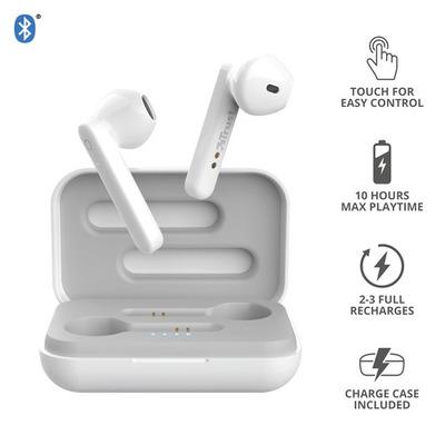 TRUST PRIMO TOUCH BT EARPHONES WHITE  Default image