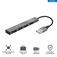 TRUST HALYX 4-PORT MINI USB HUB  Default thumbnail