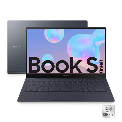 """SAMSUNG Galaxy Book S (Intel) 13,3""""  Mercury Gray  Default image"""