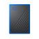 WD ( Western Digital ) MY PASSPORT GO 500GB SSD, PORTATILE, BLU  Default thumbnail