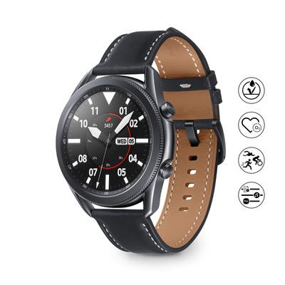SAMSUNG Galaxy Watch3 45mm BT Mysitc Black  Default image