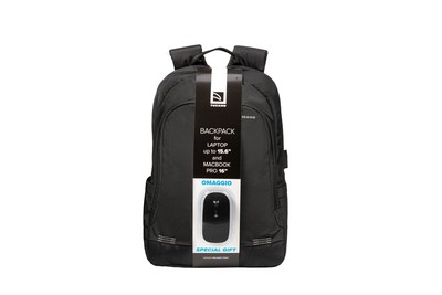 TUCANO FORTE BACKPACK + WIRELESS MOUSE  Default image