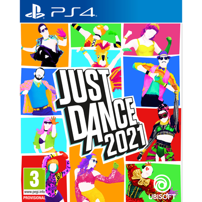 UBI SOFT JUST DANCE 2021 PS4  Default image