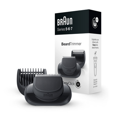 BRAUN RIFINITORE BARBA + 5PETTINI  Default image