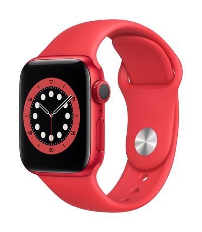 APPLE Apple Watch 6 GPS, 40mm  Default image