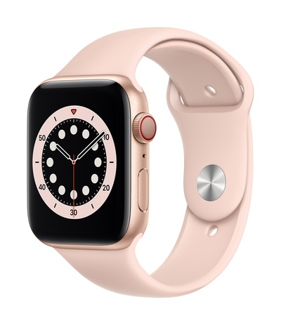APPLE Apple Watch Series 6 GPS + Cellular, 44mm  Default image