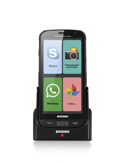 BRONDI AMICO SMARTPHONE +  Default image