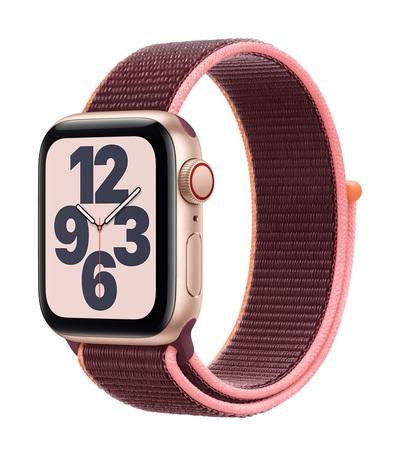 APPLE Apple Watch SE GPS + Cellular, 40mm  Default image