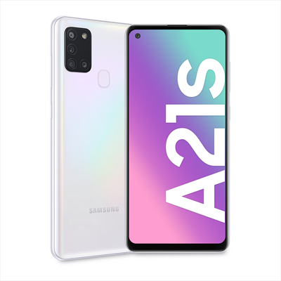SAMSUNG GALAXY A21S WHITE 4+128  Default image