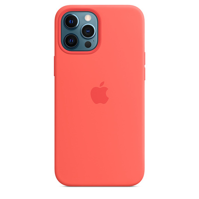 APPLE Custodia MagSafe in silicone per iPhone 12 Pro Max  Default image