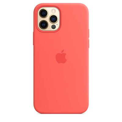 APPLE Custodia MagSafe in silicone iPhone 12/12 Pro  Default image