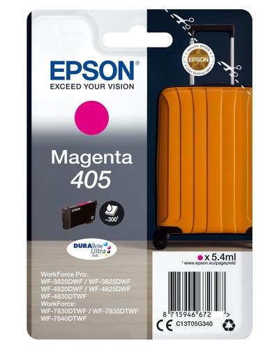 EPSON EPSON INCHIOSTRO  SERIE VALIGIA 405 STD MAGENTA  Default image