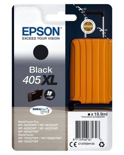 EPSON EPSON INCHIOSTRO  SERIE VALIGIA 405XL NERO  Default image