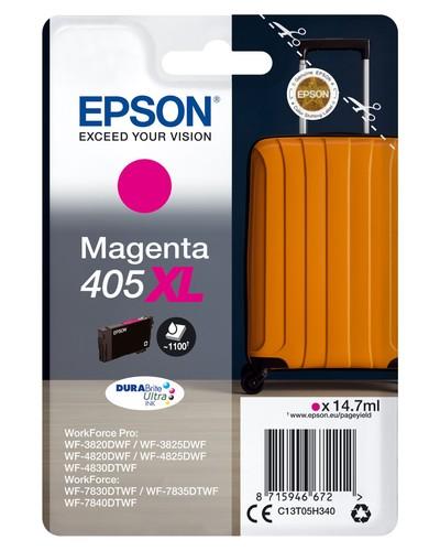 EPSON EPSON INCHIOSTRO  SERIE VALIGIA 405XL MAGENTA  Default image