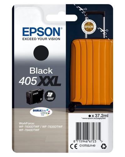 EPSON EPSON INCHIOSTRO  SERIE VALIGIA 405XXL NERO  Default image