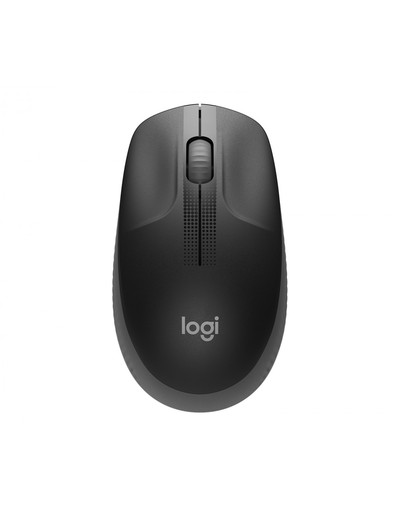 LOGITECH M190 Full-size wireless mouse - CHARCOAL - EMEA  Default image