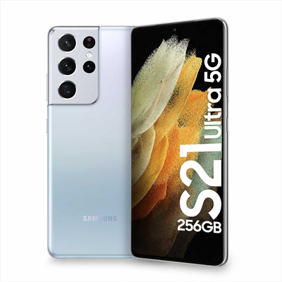SAMSUNG GALAXY S21 ULTRA 5G 256GB+12GB  Default image