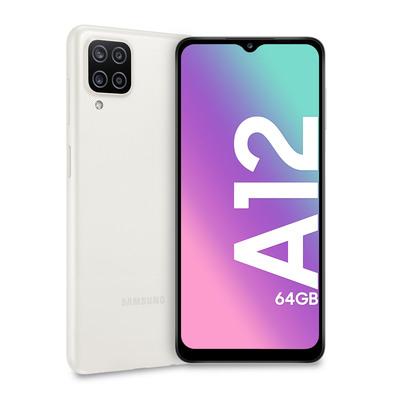 SAMSUNG GALAXY A12 white 64GB  Default image