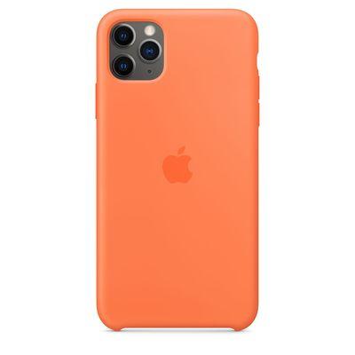 APPLE iPhone 11 Pro Max Silicone Case - Vitamin C  Default image
