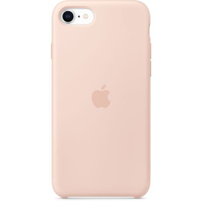 APPLE iPhone SE Silicone Case - Pink Sand  Default image