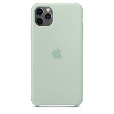 APPLE iPhone 11 Pro Max Silicone Case - Beryl  Default image