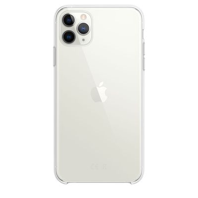 APPLE iPhone 11 Pro Max Clear Case  Default image
