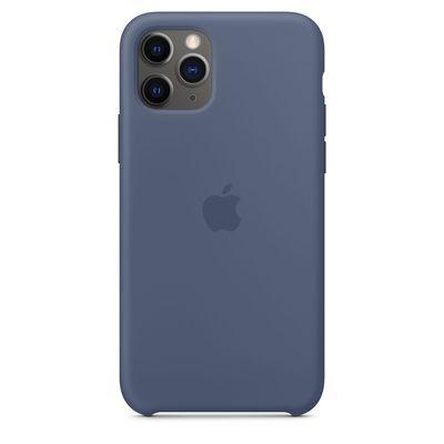 APPLE iPhone 11 Pro Silicone Case - Alaskan Blue  Default image