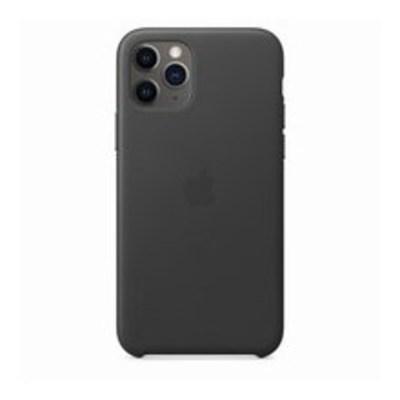 APPLE iPhone 11 Pro Leather Case - Black  Default image