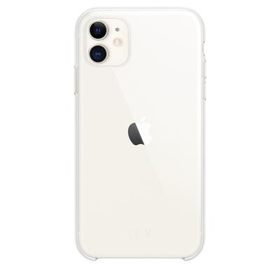 APPLE iPhone 11 Clear Case  Default image