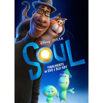 WALT DISNEY DVD SOUL  Default image