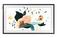 "SAMSUNG TV THE FRAME 32"" 32LS03TC SMART TV WI-FI 2021  Default thumbnail"