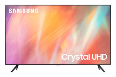 """SAMSUNG TV CRYSTAL UHD 4K 55"""" UE55AU7170 SMART TV 2021  Default image"""