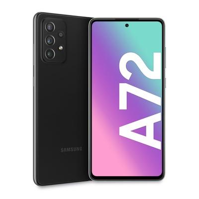 SAMSUNG Galaxy A72 Awesome Black  Default image