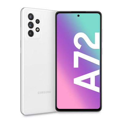 SAMSUNG Galaxy A72 Awesome White  Default image
